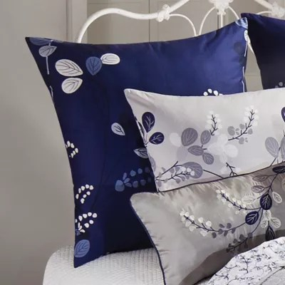 lavender euro pillow shams bed bath