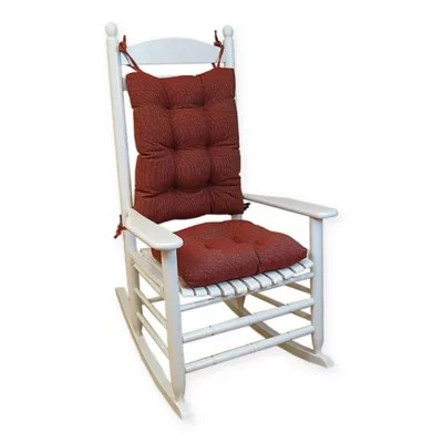 rocking chair covers canada kids lounge chairs klear vu gripper saturn pad set in red bed bath and view a larger version of this product image