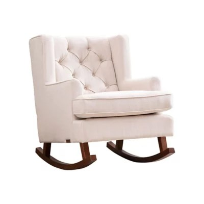rocky oversized folding arm chair pressed back parts baby gliders rockers rocking chairs for nursery bed bath beyond