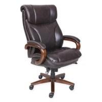 Buy La-Z-Boy Trafford Big & Tall Leather Executive Office ...