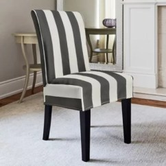 Dining Room Chair Covers For Sale Ireland Linen Chairs Recliner Slipcovers Bed Bath Furnitureskins Hampton Slipcover