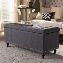 Chairs With Storage Ottoman Hanging Chair In Room Diy Benches Ottomans Cubes Pouf Bed Bath Beyond Kaylee Bench