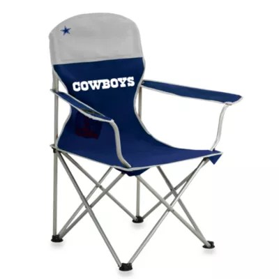 dallas cowboys folding chairs bedroom with chair nfl bed bath beyond