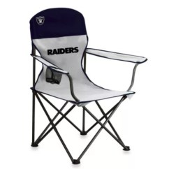 Oakland Raiders Chair Bilana Recliner By Best Chairs Canada Nfl Folding Bed Bath Beyond