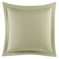 Tommy Bahama Cuba Cabana European Pillow Sham in Green