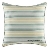 Buy Tommy Bahama Cuba Cabana Square Stripe Throw Pillow ...