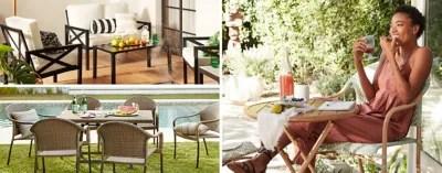outdoor furniture patio furniture sets