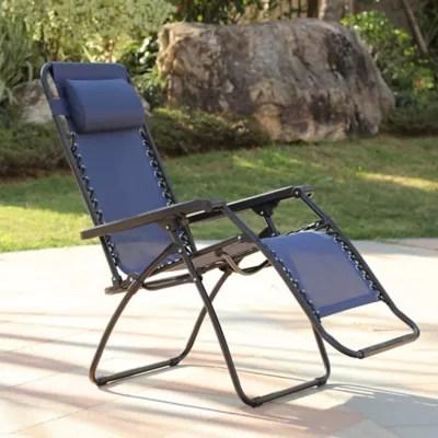 zero gravity outdoor recliner chair