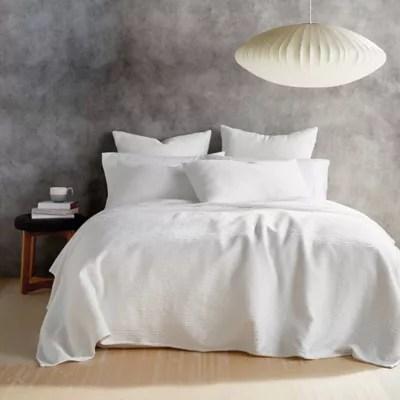 dkny stonewashed matelasse bedding