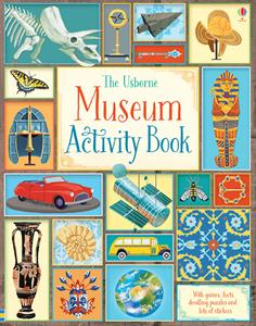 Picture of Museum Activity Book - IR