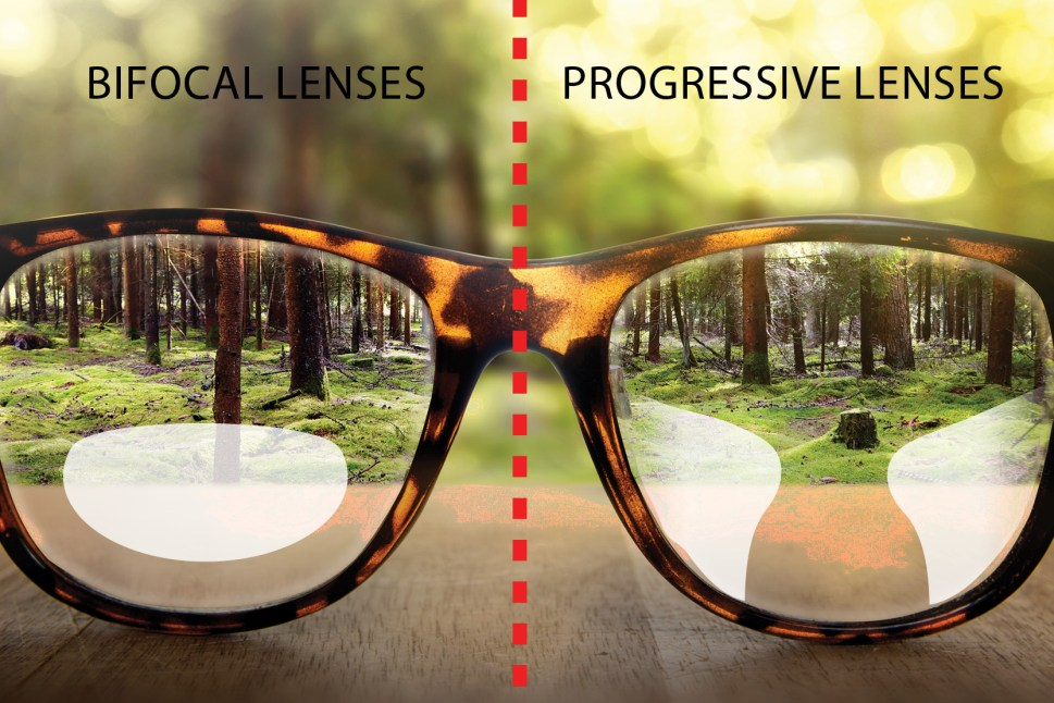 We can help you decide on what type of bifocal you need to see clearly