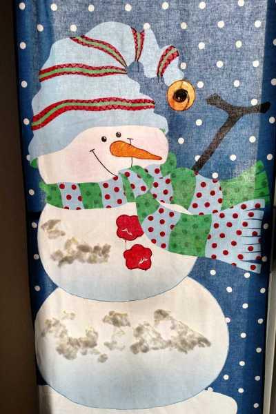 Snowman Decor for Winter