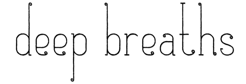 Image result for deep breath clipart