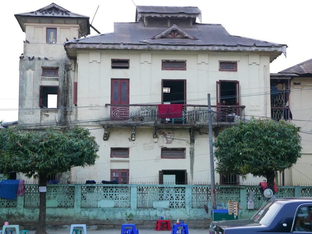 sofaer co building yangon stressless windsor 2 seater sofa old buildings of rangoon myanmar burma