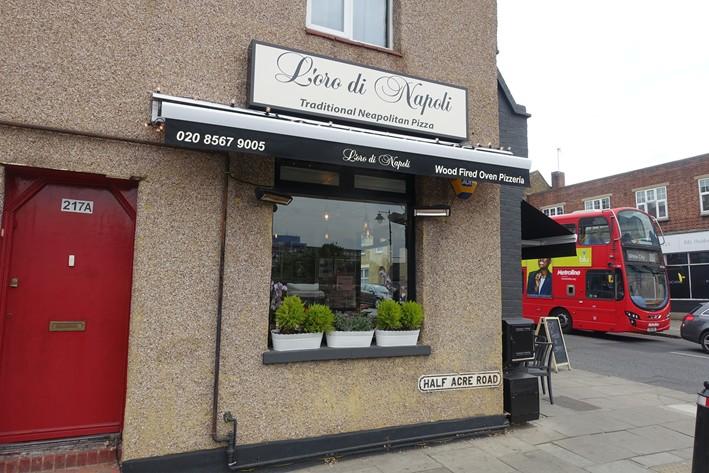 Review Of Italian Pizza Restaurant Loro Di Napoli Hanwell
