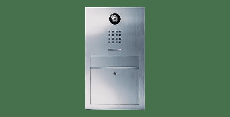 Sales and custom installation of Premium Corporate & Enterprise door intercom system.