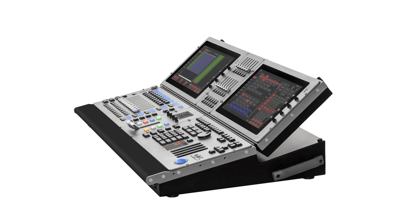 Sales and installation of Pro-Lighting Consoles for Production, Stage & Live application.