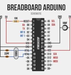 breadboard arduino schematic [ 933 x 879 Pixel ]