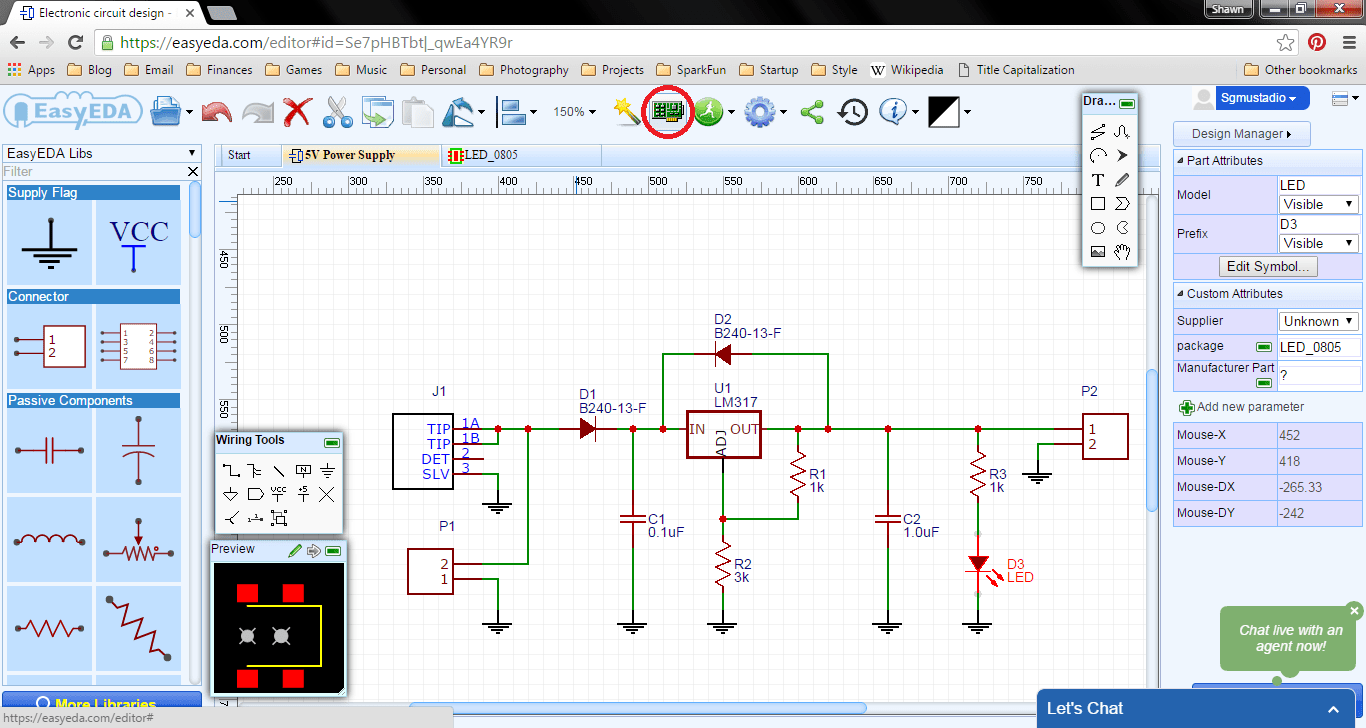 hight resolution of a netlist contains all the necessary interconnectivity information a list of the electronic components and the nodes they are connected to