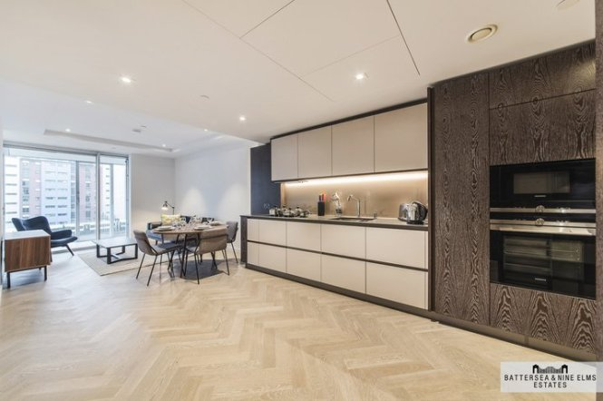 Apartments To In Fladgate House Battersea Station Sw11