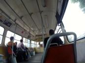 Slovakian tram.