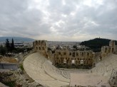 Odeon of Herodes Atticus.