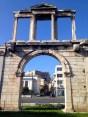 View to the Acropolis.