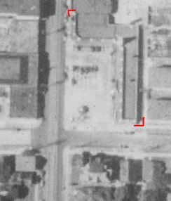 Motor-In Market as seen in 1936 Aerial images in King County iMap, parcel 1988200025