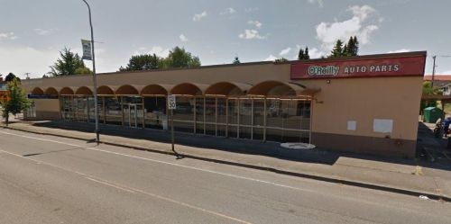 Former Tradewell grocery store, White Center