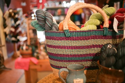 Check out all the beautiful new fall yarn!