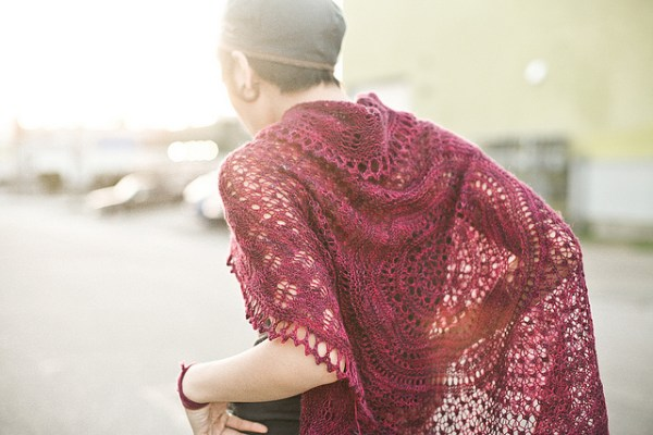 Late August Shawl