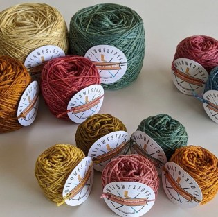 50g, 75g & 100g Cakes from Wild West Dye