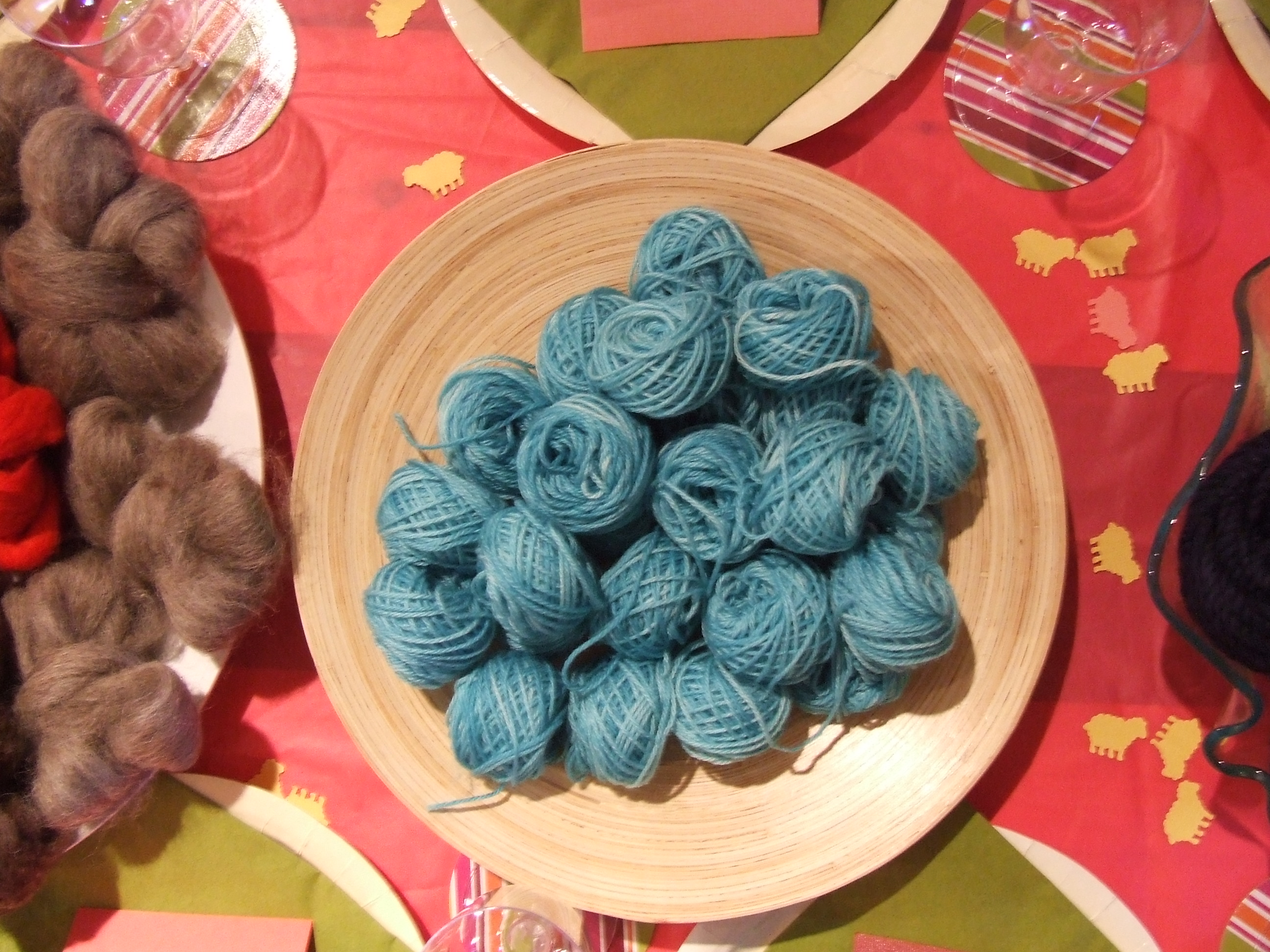 our local special (unwind yarns) was a hit!