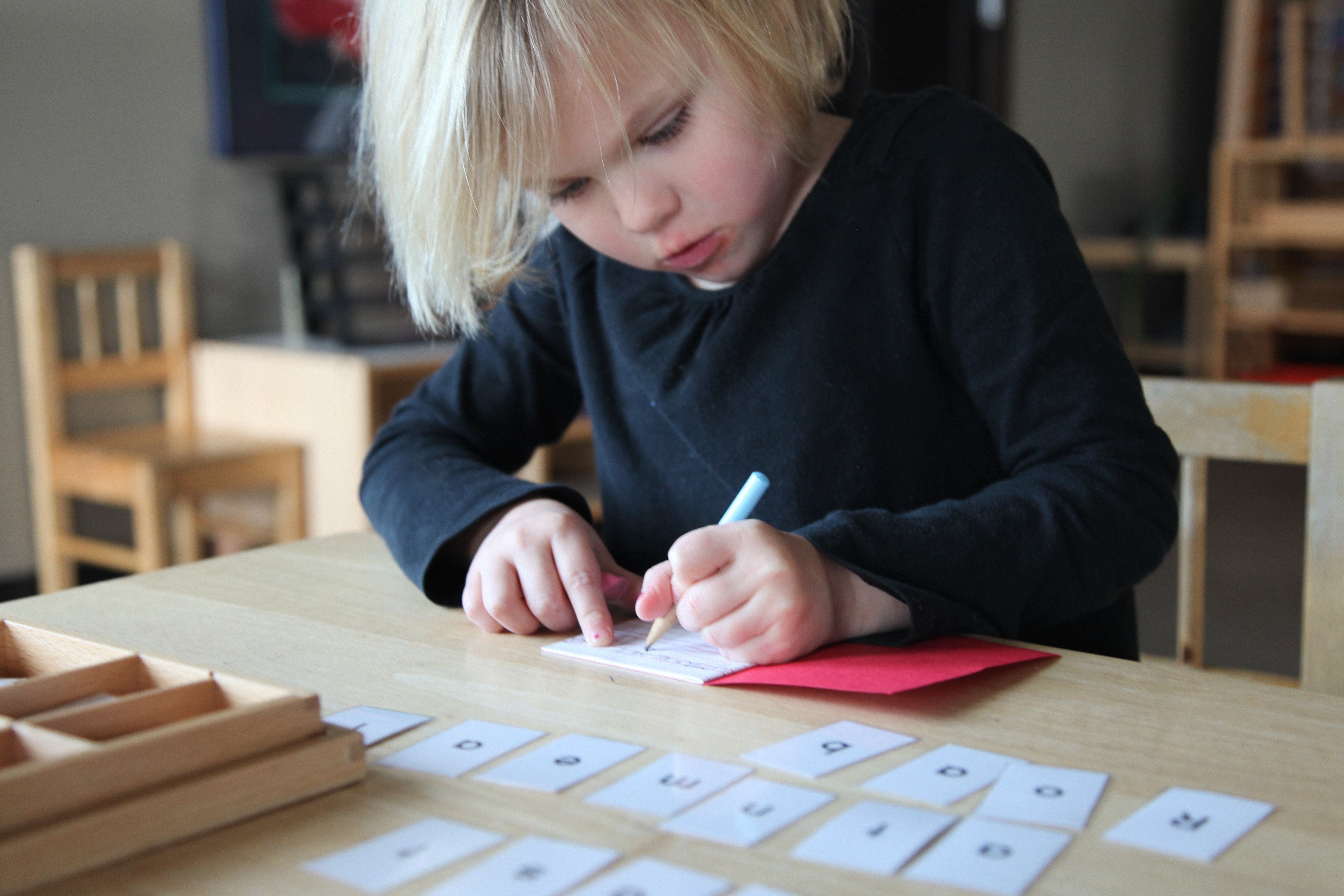 When Worksheets Are Montessori