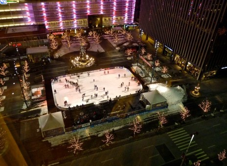 The US Bank Ice Rink on Fountain Square ~ November 24 – February 15. Get the details: http://myfountainsquare.com/event/us-bank-ice-rink-8/all/