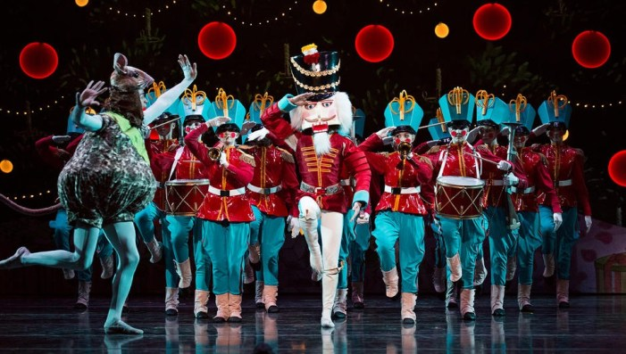 The Cincinnati Ballet Presents The Nutcracker, December 20-29 at The Aronoff Center ~ the details: https://www.cballet.org/