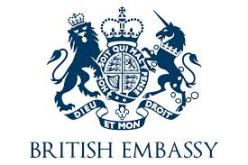 The British Embassy in Bamako