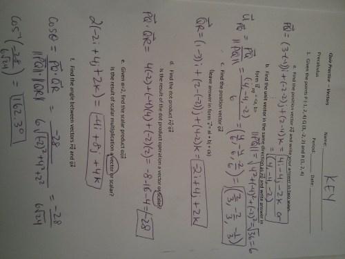 small resolution of PreCalculus - Mrs. Baartmans