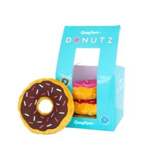 BAASJE-BOETIEK-DIERENWEBSHOP-Donuts gift box - 4 stuks