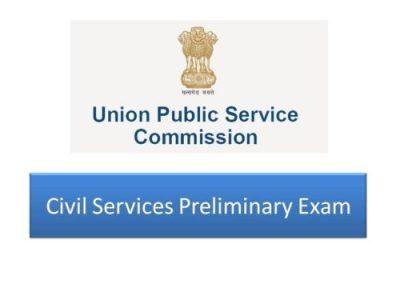 UPSC CSE Prelims