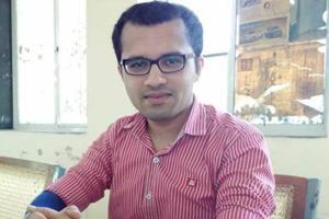 Dilip Badole  2017 UPSC Topper