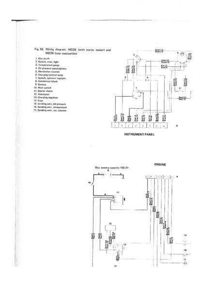 Tilkobling av ekstern laderegulator på VP MD2B