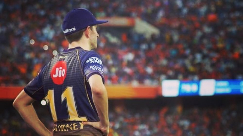 Harry Gurney Ruled Out of IPL 2020