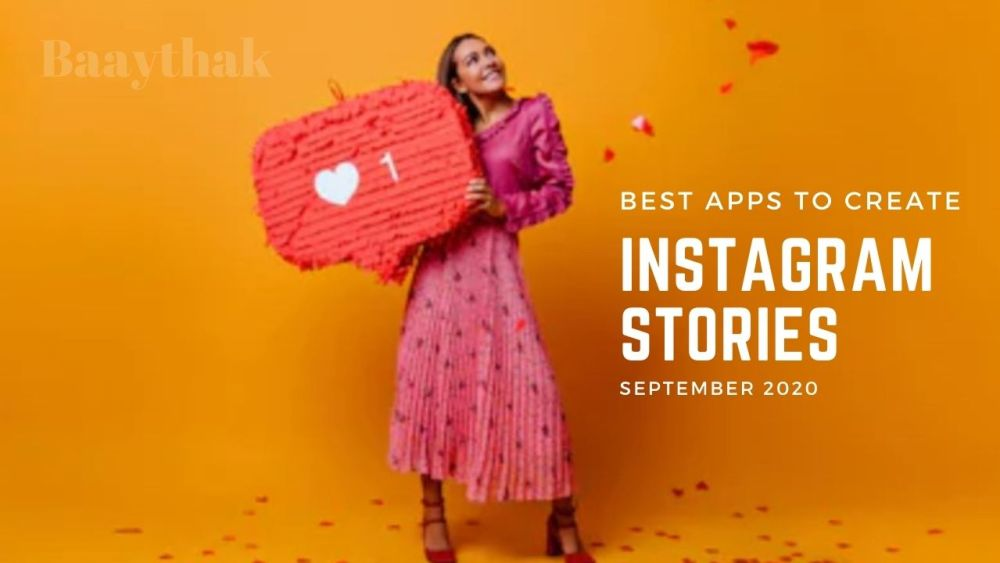 Best Apps for creating Instagram Stories