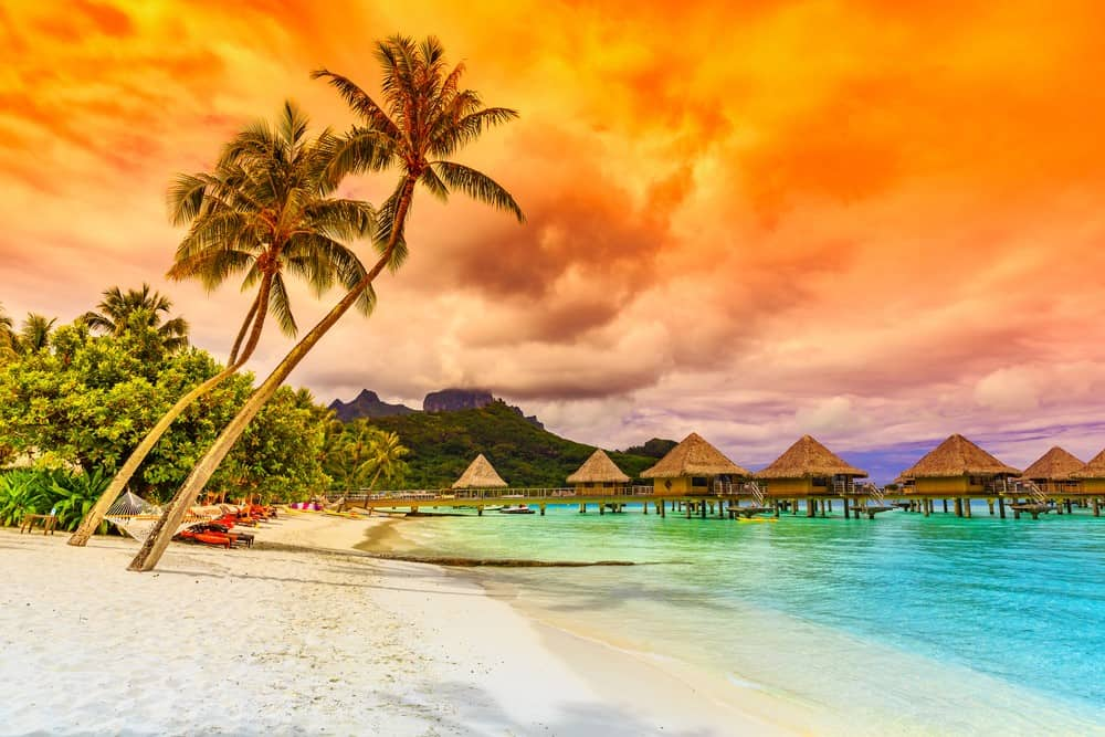 Beaches at Bora Bora - Baaythak Travel