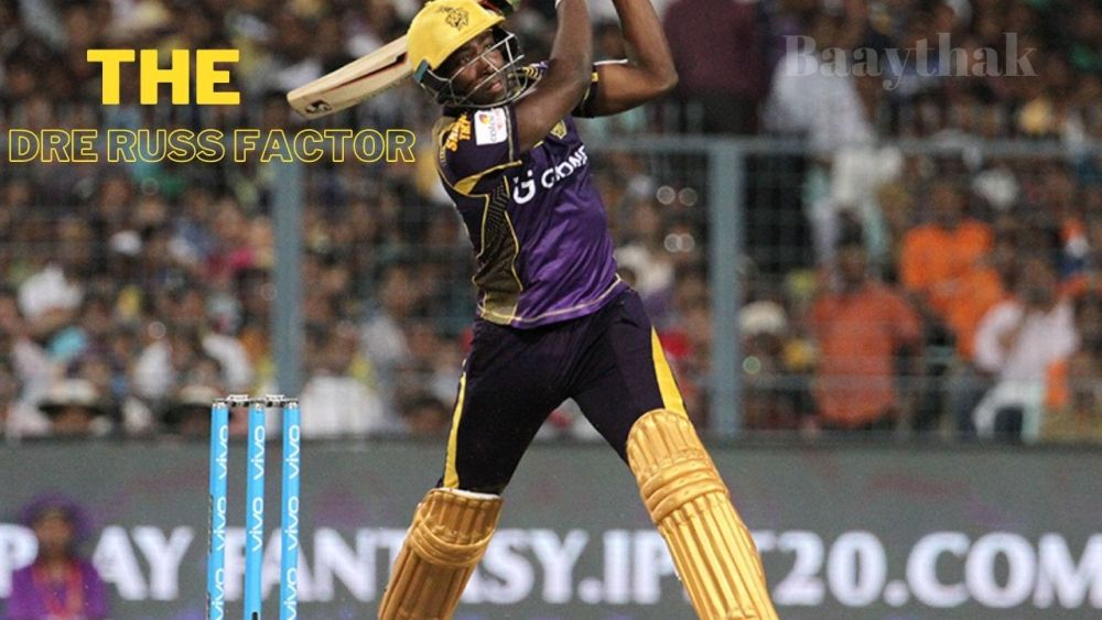The Dre Russ Factor - KKR Facts by Baaythak