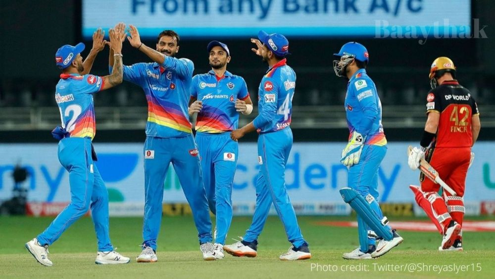DCvsRCB - Delhi Capitals Beat RCB and Grabbed the Top Position - Baaythak