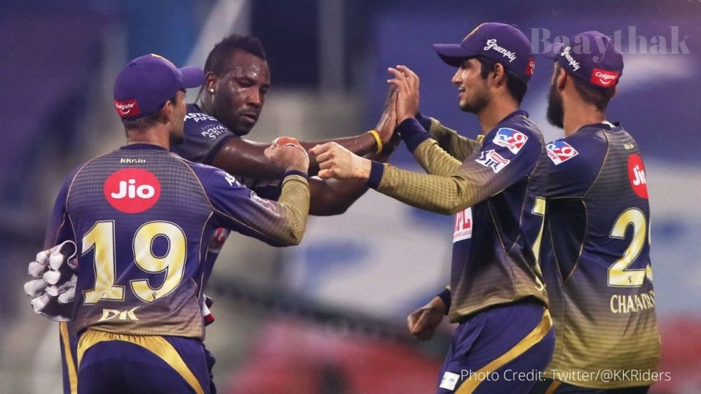 KKR beat CSK and moved to third place on points table