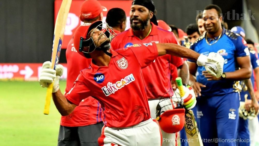 KXIP snatched the victory from the hands of MI - Baaythak