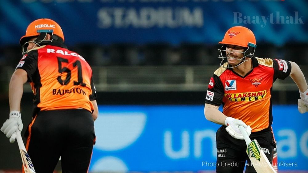 SRH are heavily dependent on Warner and Bairstow - Baaythak